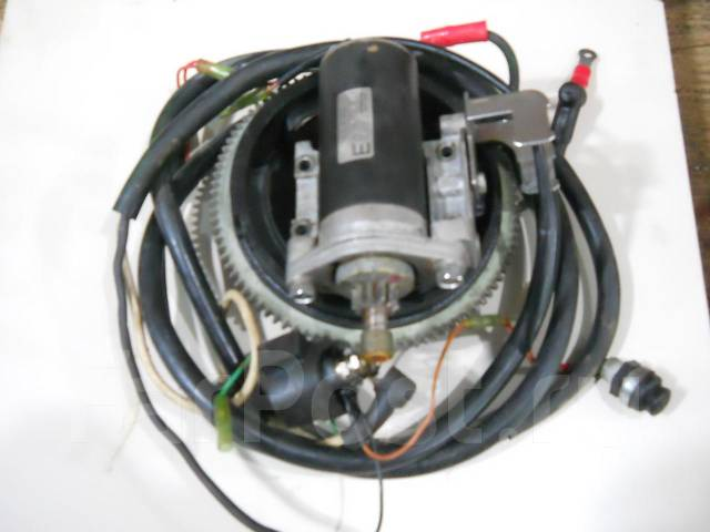 Генератор на лодочный мотор zongshen