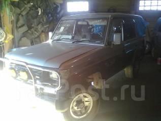 Toyota Land Cruiser Prado. 78, 2LTE