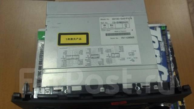 Штатная магнитола CR-V 2007-10г