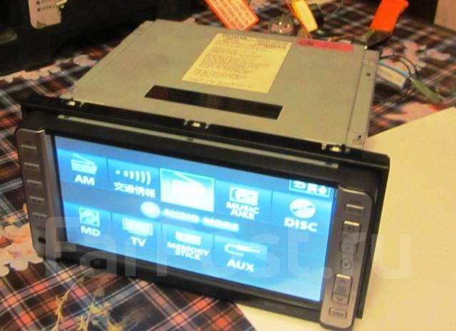 Super мультимедиацентр Toyota NH3T-W56 HDD!
