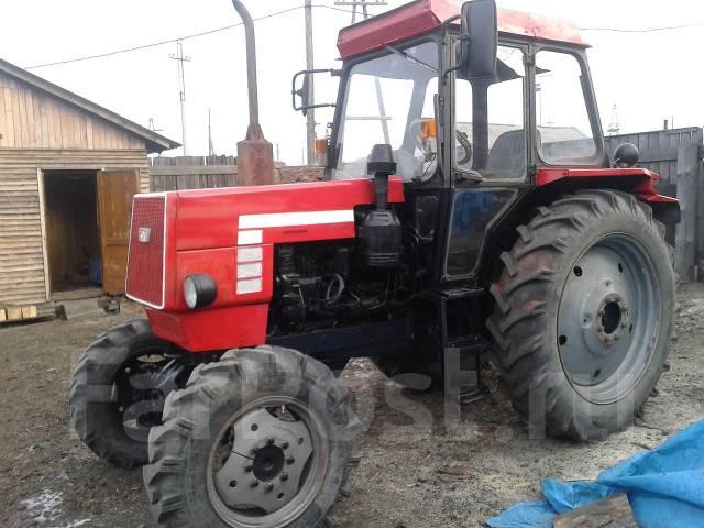 Экскаваторы-погрузчики на базе тракторов МТЗ (Беларусь.