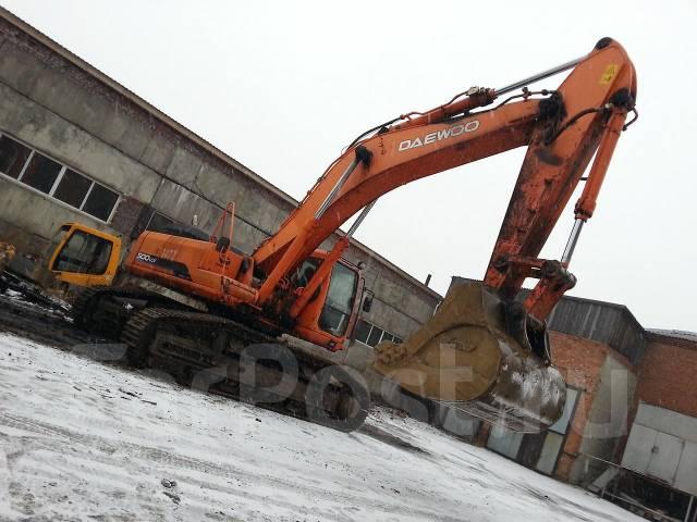 Doosan S500LC-V. �����������, 11 051 ���. ��., 3,60 ���. �.