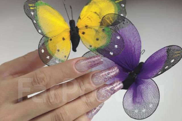 Бабочка своими руками из ткани фото