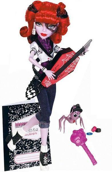 НГ марафон! Кукла Оперетта, базовая. Школа монстров / Monster High ...