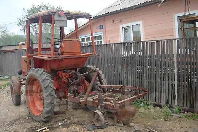 Навесное оборудование для трактора т 25 своими