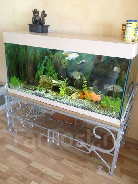 Как сделать подставку под аквариум своими руками