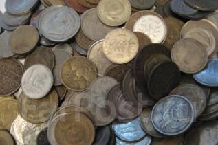 Возьму в дар любые монеты
