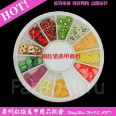 Химо- фрукты для дизайна ногтей