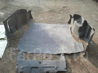 Обшивка багажника. Subaru Impreza, GC8