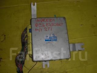 Коробка для блока efi. Subaru Impreza, GC8 Двигатель EJ20T