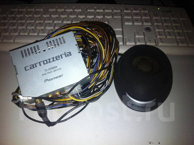 Центральный канал Pioneer Carrozzeria TS-CX7 (Japan
