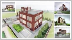 M-fresh Status. 300-400 кв. м., 3 этажа, 12 комнат, бетон