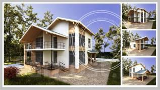 M-fresh Absolute. 100-200 кв. м., 2 этажа, 5 комнат, комбинированный