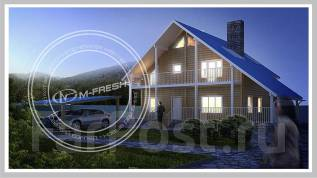 M-fresh Balance. 100-200 кв. м., 1 этаж, 4 комнаты, дерево