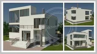 M-fresh Europe mix. 300-400 кв. м., 3 этажа, 9 комнат, кирпич