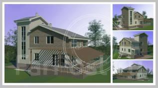 M-fresh Juce life. 200-300 кв. м., 2 этажа, 7 комнат, бетон