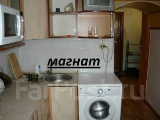 1-комнатная, Аллилуева, 6. Третья рабочая, агентство, 36 кв. м.. Кухня
