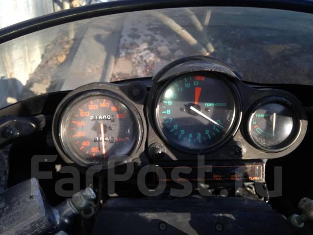 Honda VFR 400. ��������, ���� ���, ��� �������