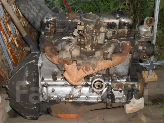 Двигатель уаз буханка фото
