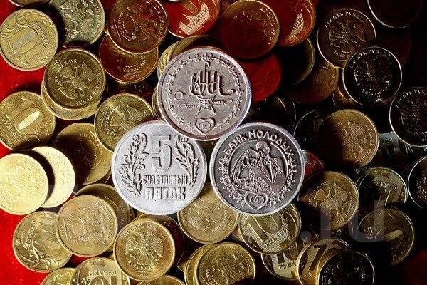 Каталог монет современной россии