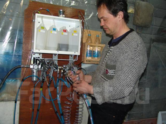 Химическое хромирование оборудование своими руками