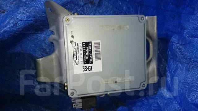 Блок управления двс. Toyota Celica, ST205 Двигатель 3SGTE