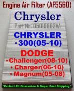 Фильтр воздушный. Dodge Magnum Dodge Challenger Chrysler 300C, LX Двигатель 35CSP