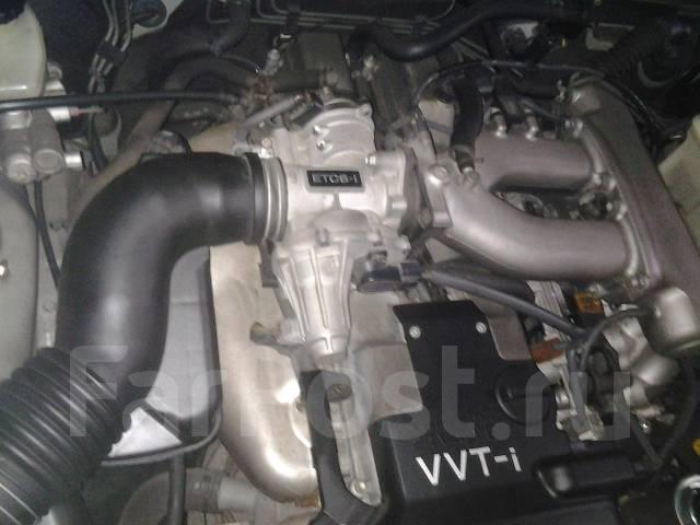 Двигатель 1JZ-GE,