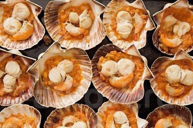 Праздничный стол украшение стола вкусные блюда