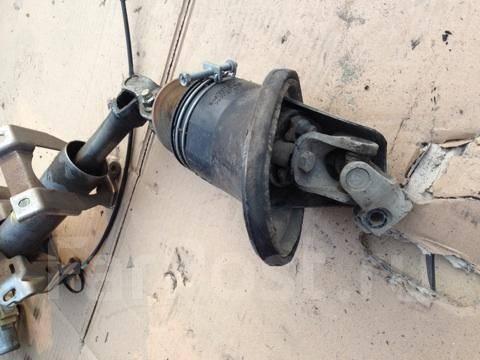 Колонка рулевая. Nissan X-Trail, NT30 Двигатель QR20DE