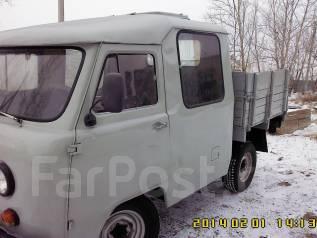 УАЗ. Продам грузопассажирский автомобиль Кубанец, 2 300 куб. см., 750 кг.