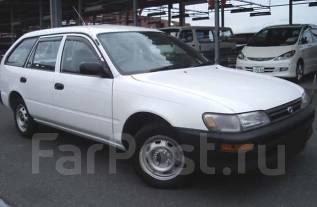 Toyota Corolla Wagon. EE103, 5EFE. ��� �����