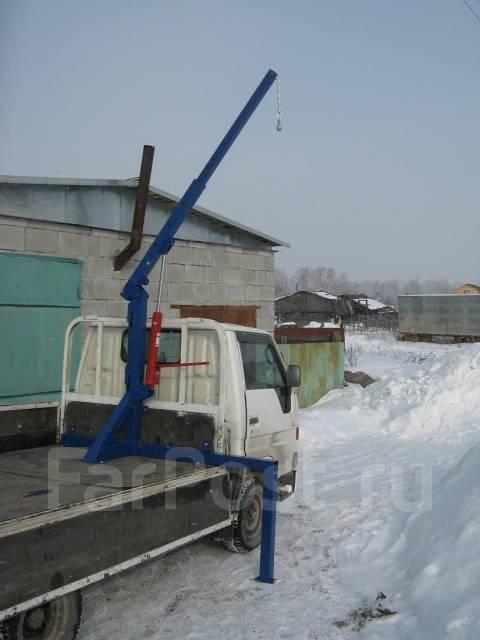 Продам Мини-Кран на грузовик - Навесное и дополнительное оборудование в Новосибирске