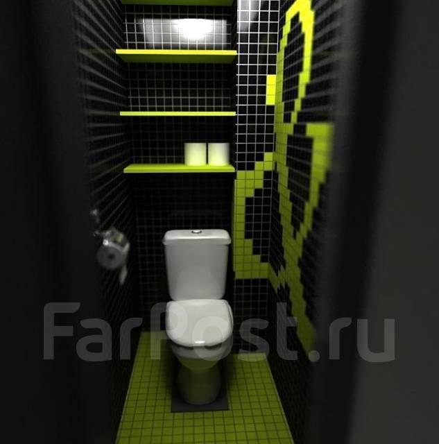 Туалет в хрущевке фото дизайн