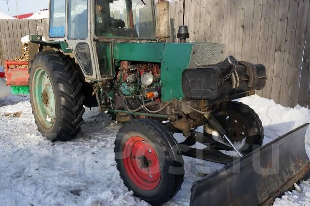 Задняя навеска трактора Т-16 / Раздел сельхозтехника.
