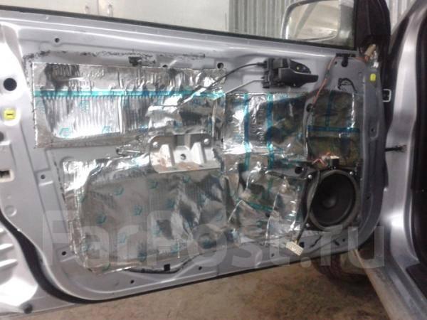 Как правильно сделать шумоизоляцию автомобиля ваз 2109