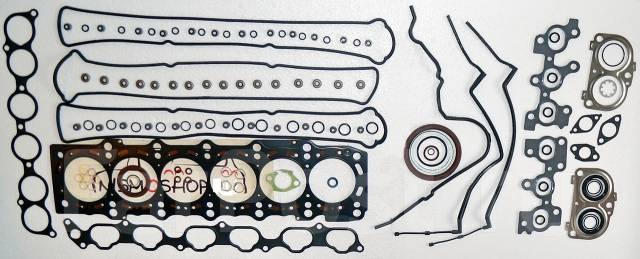 Ремкомплект двигателя. Toyota Supra, JZA80 Двигатели: 2JZGTE, 2JZGE