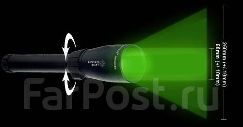 Лазерный фонарь Laser Genetics ND-3x40 Subzero создан для людей которые кот