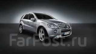 ����� ������ ����������������. Mercedes-Benz ML-Class, W164DORESTALING. Mercedes-Benz ML-Class, W164DORESTALING
