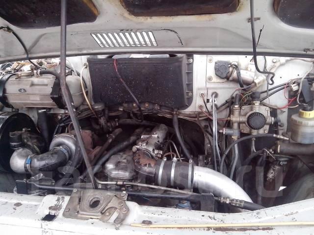 Ремонт турбины зил 5301