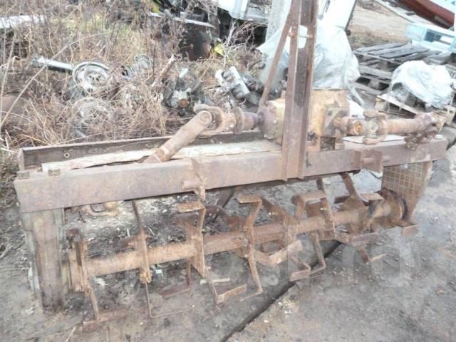 Фреза к трактору т-40