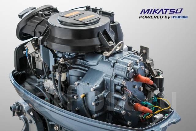 лодочный мотор hyundai m40fs 2 тактный