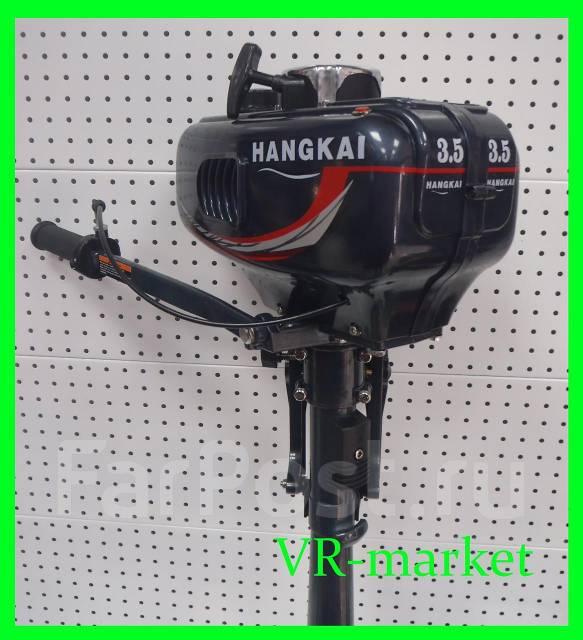 лодочные моторы hangkai 5 л.с видео