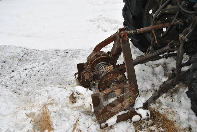 Лебедка на МТЗ 82 - Трактор. Тракторный форум