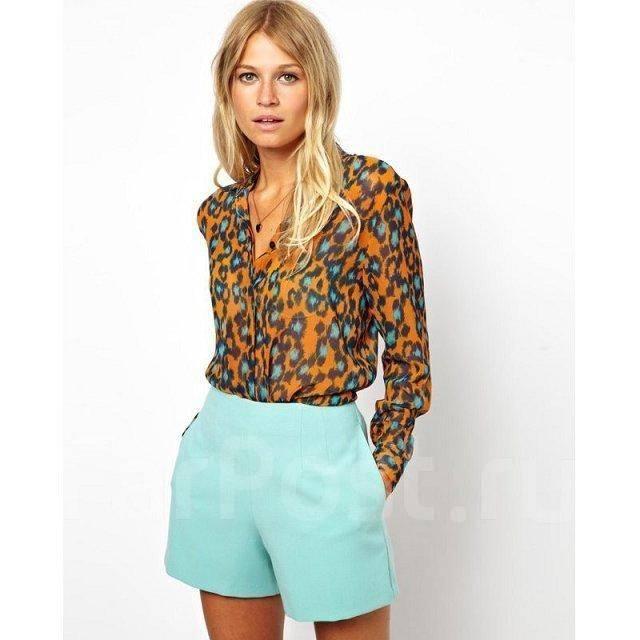 Блузка персикового цвета доставка