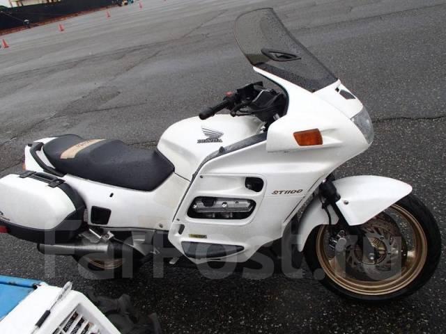 Honda st 1100 исправен есть птс без