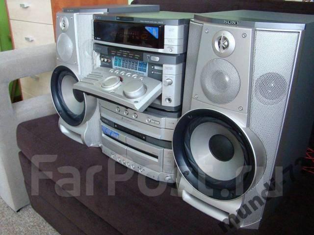 Sony w550 музыкальный центр ремонт своими руками