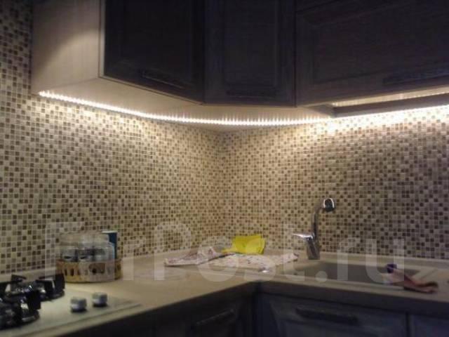 Подсветка для кухни светодиодная своими руками