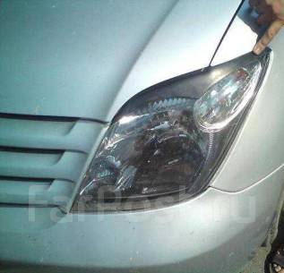 �������� �� ����. Toyota ist, NCP60