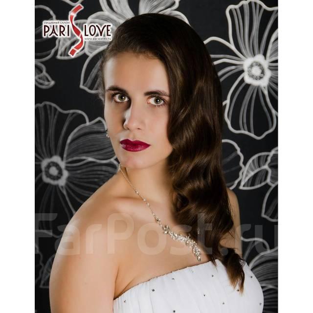 Свадебный макияж владивосток